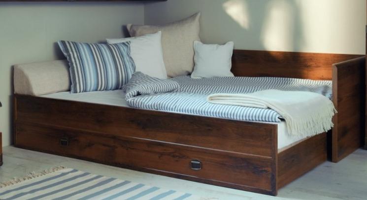 Кушетка кровать раздвижная