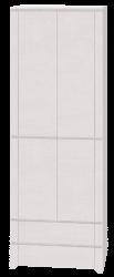 Шкаф для одежды 2-х дверный Твист №1